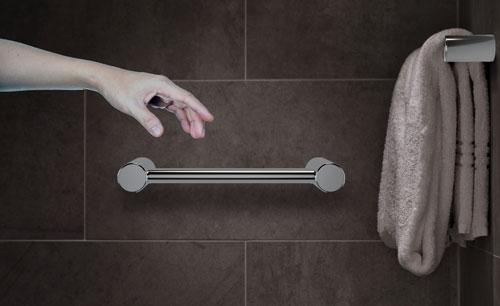Availcare Calibre Towel Hand Rail