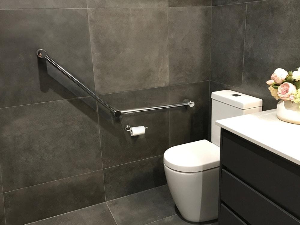 Avail Calibre Angled Bathroom Grab Rail Chrome As1428 1 Approved