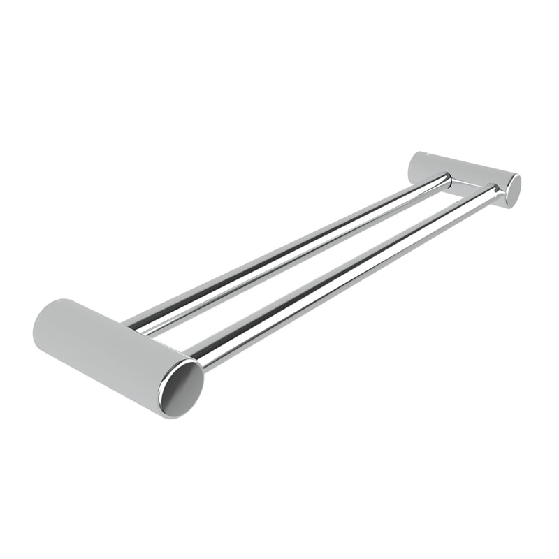 Calibre Ergo Double Towel Rail