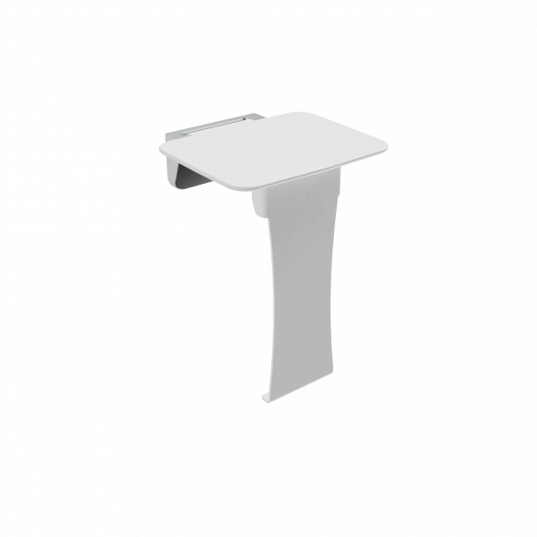 Avail Liberty Shower Seat With Fold Down Leg