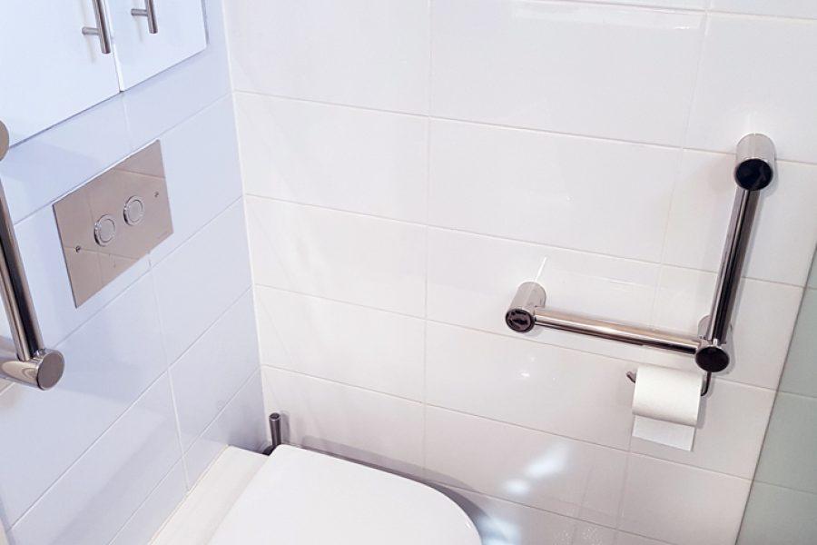 Bathroom Rails for Sharons Mum