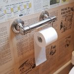 Glance Toilet Rail