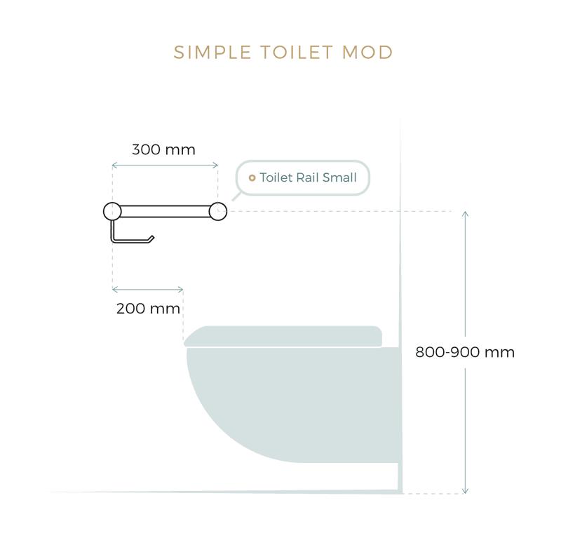 Bath Grab Rail