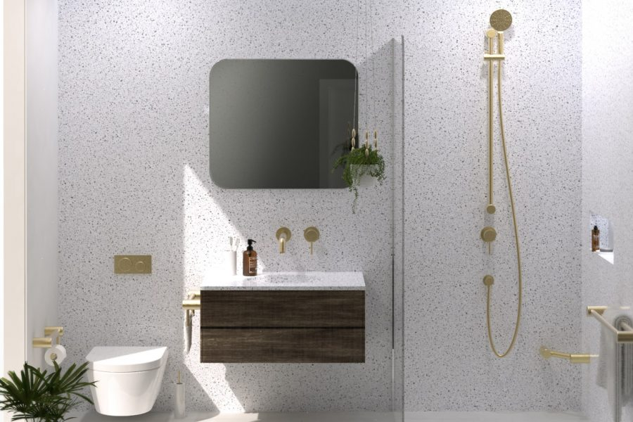 Ageless Bathroom Design