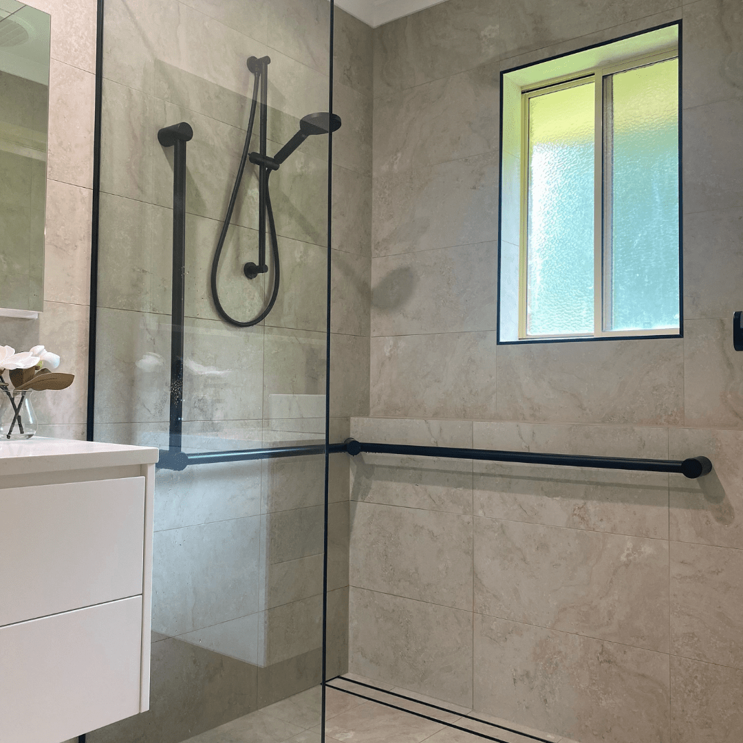 Luxurious Accessible Bathroom Design